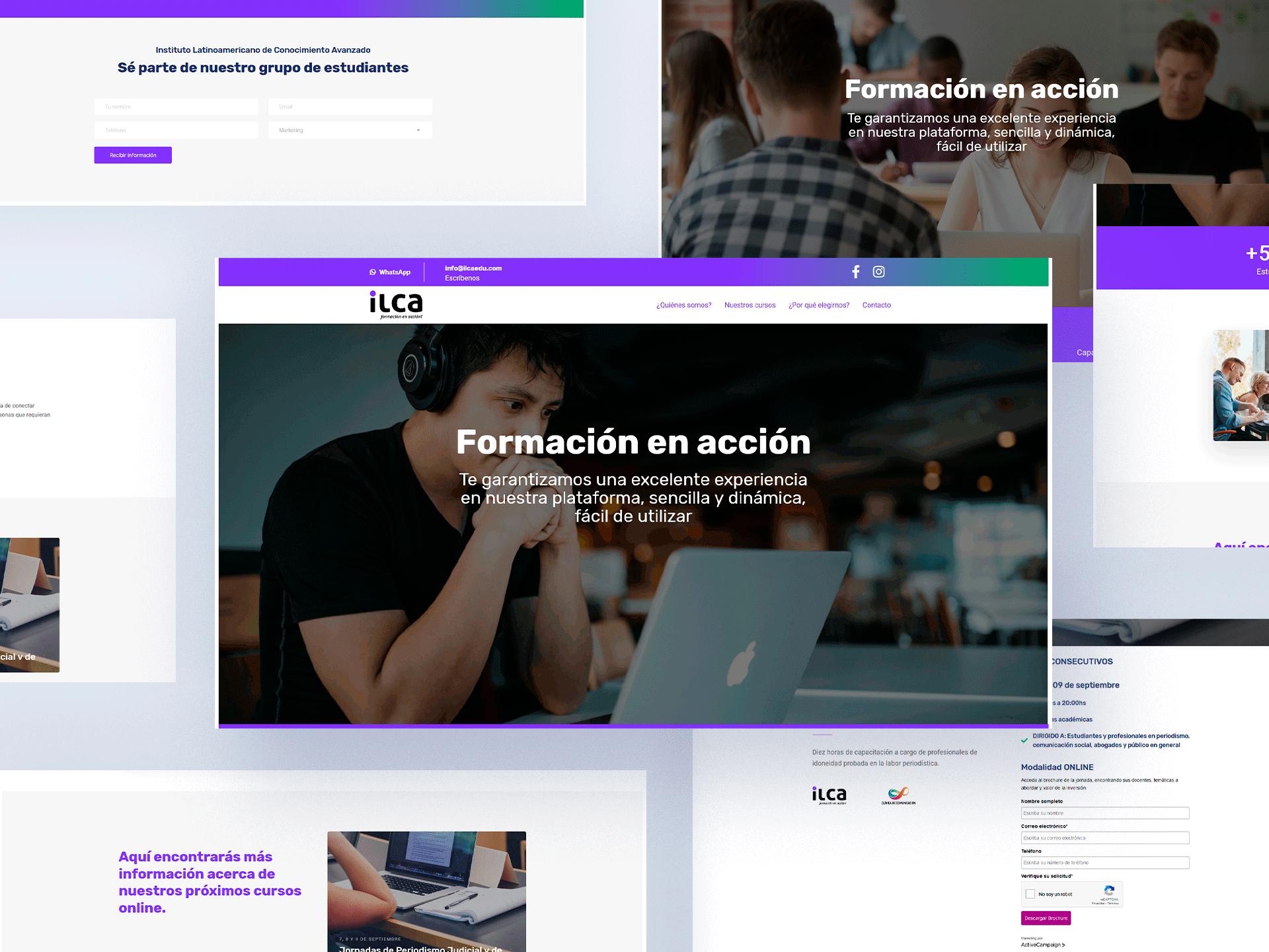 ILCA – Instituto Latinoamericano de Conocimiento Avanzado